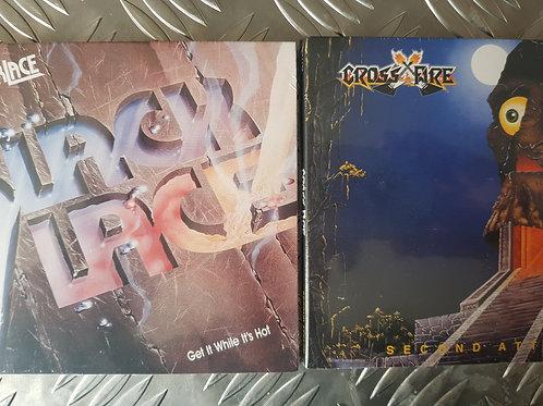 BLACKLACE vs CROSSFIRE BUNDLE - 2 DIGI CD