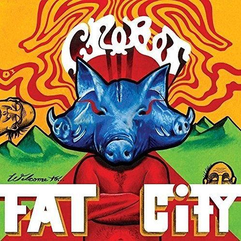 CROBOT - FAT CITY - CD