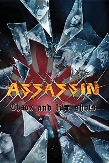 ASSASSIN - CHAOS AND LIVE SHOTS - 2 DVD