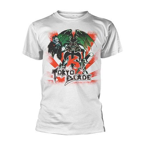 TOKYO BLADE - Tokyo Blade - White T shirt