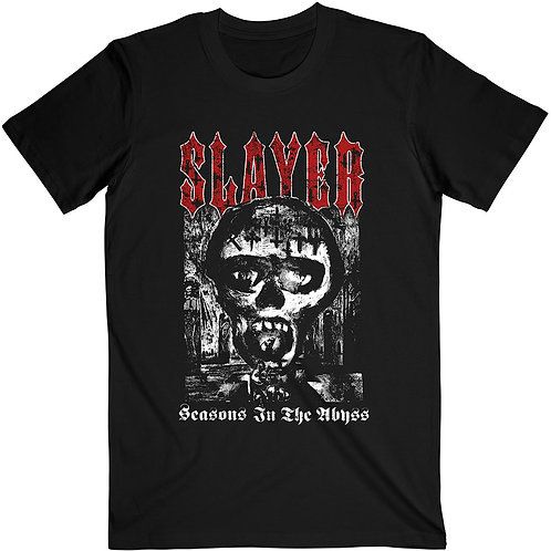 SLAYER - Seasons In The Abyss - T shirt