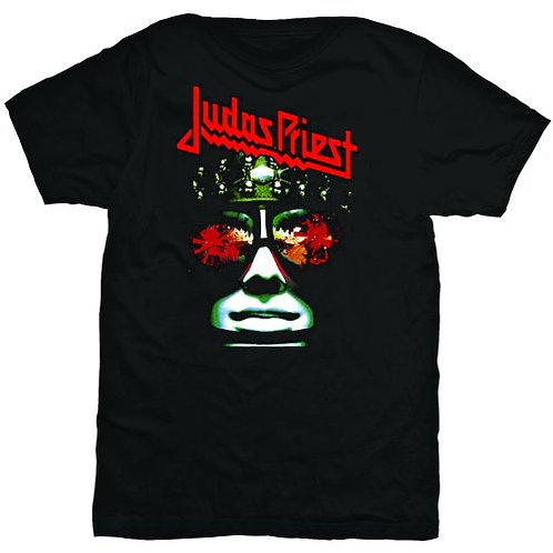 JUDAS PRIEST - Hell bent for Leather - T shirt