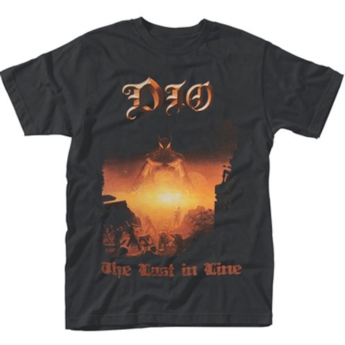 DIO - The Last in Line T shirt