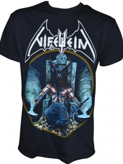 NIFELHEIM - First Album Cover T shirt