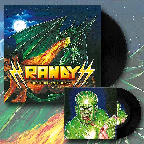 RANDY - The Studio Anthology - LP + EP