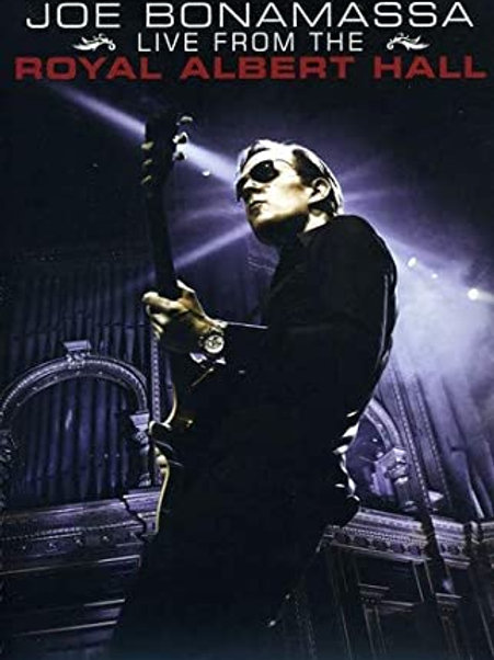 JOE BONAMASSA - LIVE FROM THE ROYAL ALBERT HALL - 2 DVD