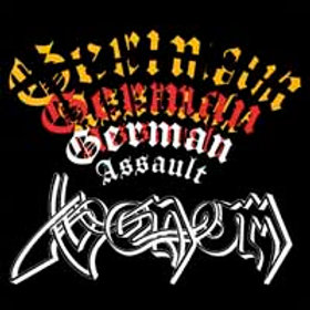 VENOM - German Assault EP