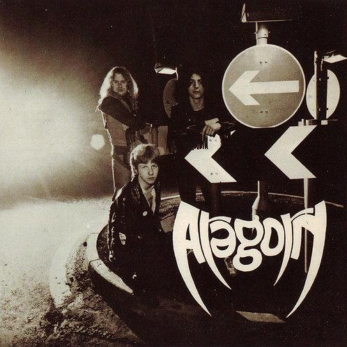 ARAGORN - BLACK ICE EP - REPLICA CD