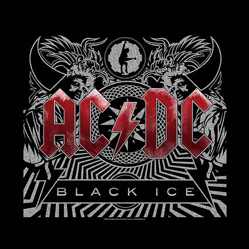 BANDANA - AC/DC - Black Ice