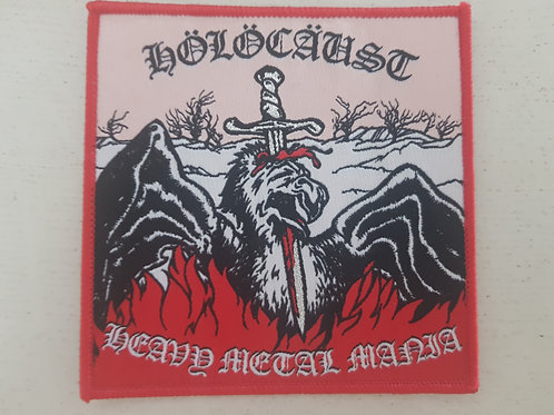 HOLOCAUST - Woven Patch