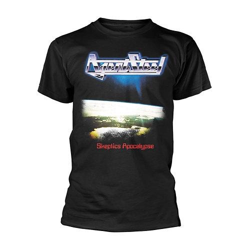 AGENT STEEL - Skeptis Apocalypse T shirt