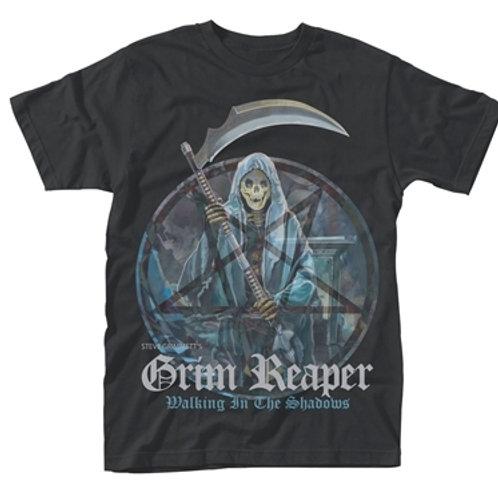GRIM REAPER - Walking in the shadows T shirt