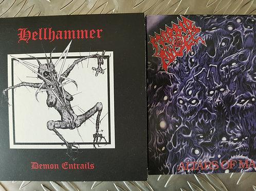 ELITE DEATH METAL BUNDLE - 2 CD