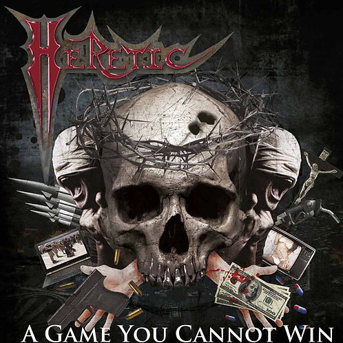 HERETIC - A GAME YOU CANNOT WIN - CD