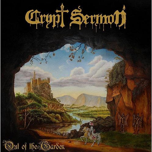 CRYPT SERMON - Out Of The Garden - BLACK LP