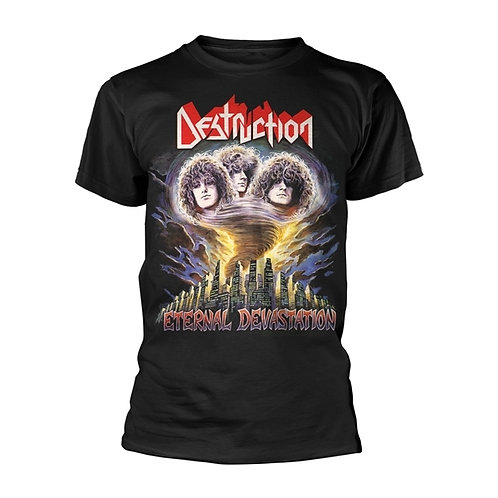 DESTRUCTION - Etrenal Devastation T shirt