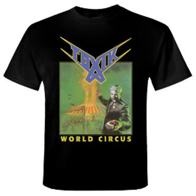 TOXIC - World Circus - T shirt