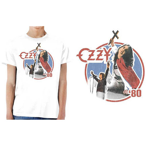 OZZY - '80 - T shirt