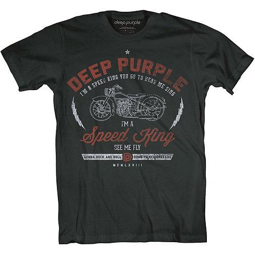 DEEP PURPLE - Speed King - Official T-shirt