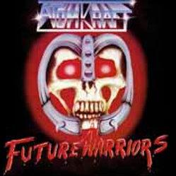 ATOMKRAFT - Future Warriors  DIGIPACK CD