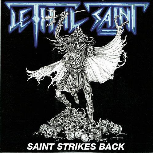 LETHAL SAINT - SAINT STRIKES BACK - BLACK EP