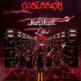OBSESSION - Marshall Law - CD