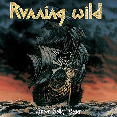 RUNNING WILD - Under Jolly Roger - DIGI 2 CD