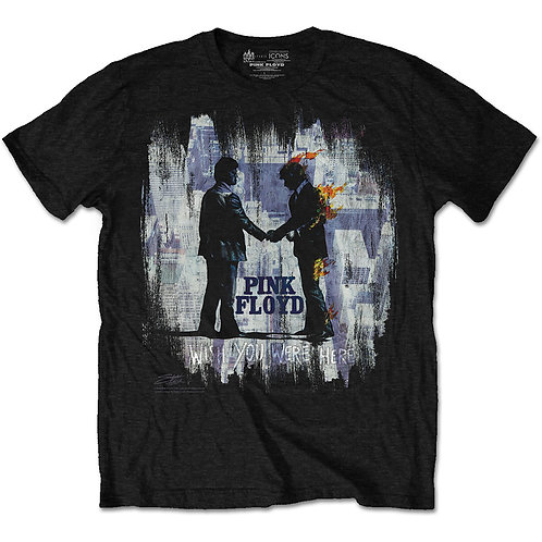 PINK FLOYD - Whish You Were Here - T Shirt