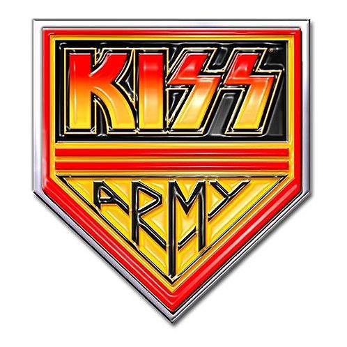 KISS - Badge métal