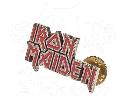 IRON MAIDEN - Badge Metal