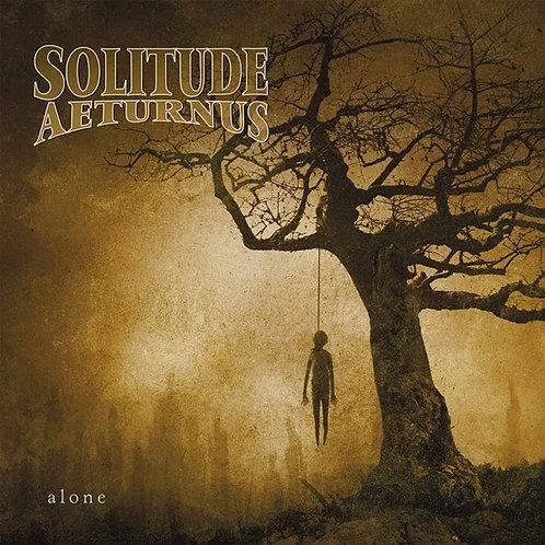 SOLITUDE AETURNUS - Alone - 2 LP