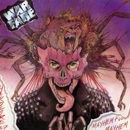 WARFARE - Mayhem CD