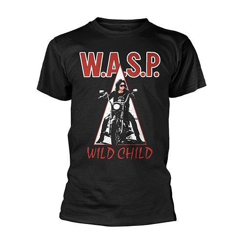 WASP - Wild Child T shirt