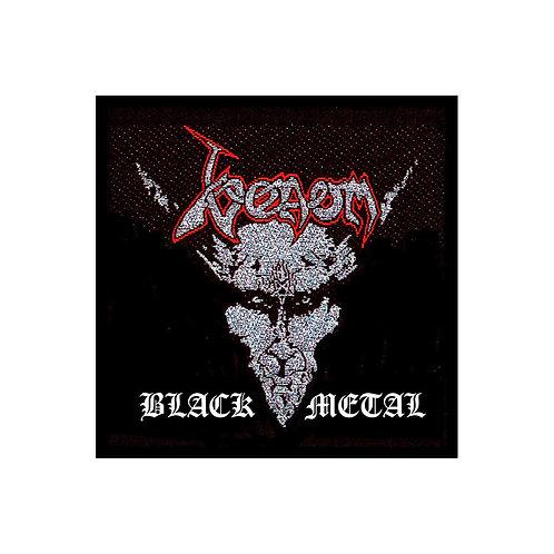 VENOM - BLACK METAL - OFFICIEL WOVEN PATCH