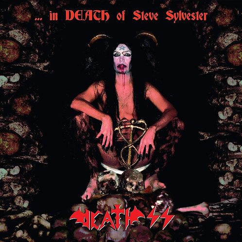 DEATH SS - ...In Death Of Steve Sylvester  - DIGI CD