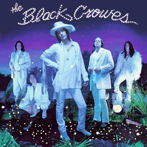 THE BLACK CROWES  - BY YOUR SIDE -  CD