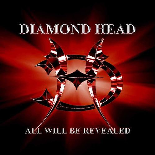 DIAMOND HEAD - ALL WITH BE REVEALED - LP