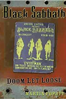 BLACK SABBATH - Doom Let Loose