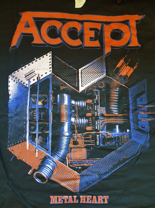 ACCEPT - Metal Heart - Size M