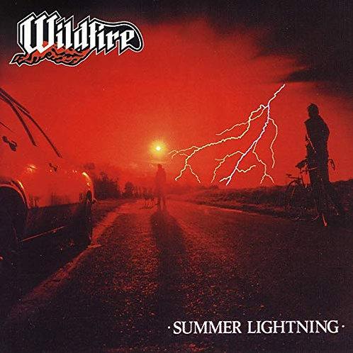 WILDFIRE - Summer Lightning DIGIPACK CD