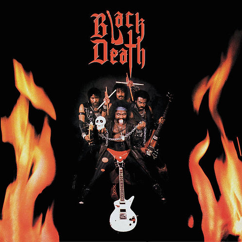 BLACK DEATH - Black Death - DIGIPACK CD
