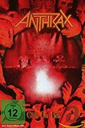 ANTHRAX - CHILE ON THE HELL LIVE  - BOX 2 CD+DVD