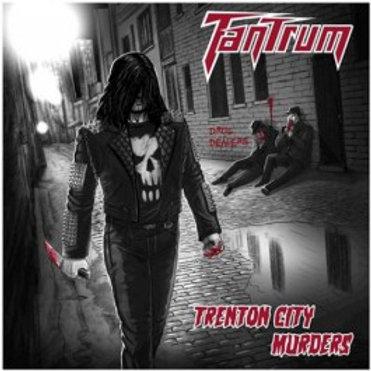 TANTRUM - TRENTON CITY MURDERS - CD
