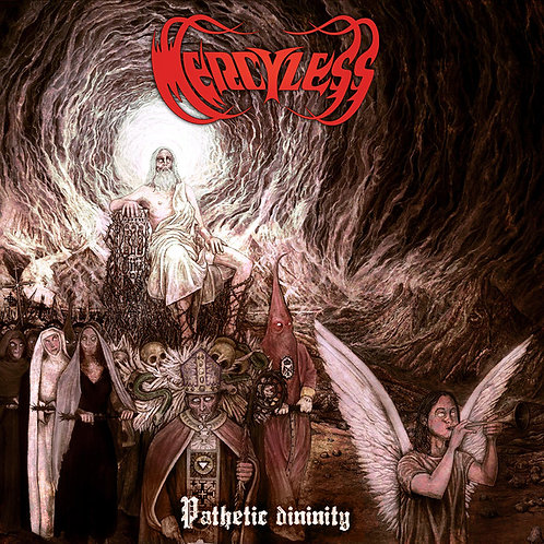 MERCYLESS - PATHETIC DINITY - LP
