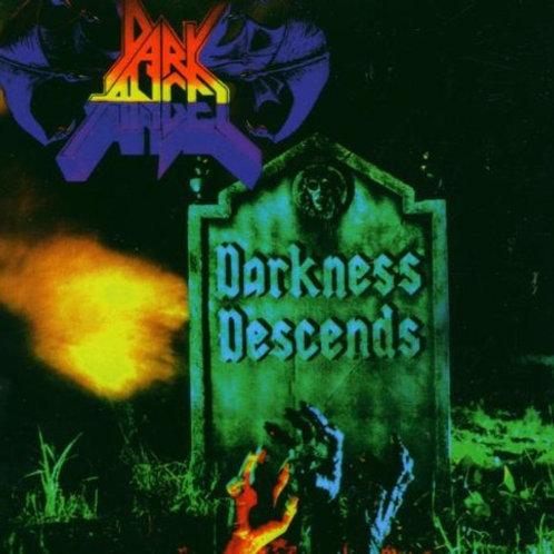 DARK ANGEL - DARKNESS DESCENDS - CD