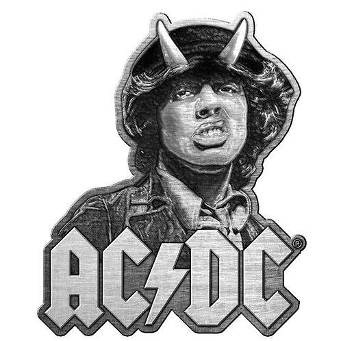 AC/DC - Badge Metal