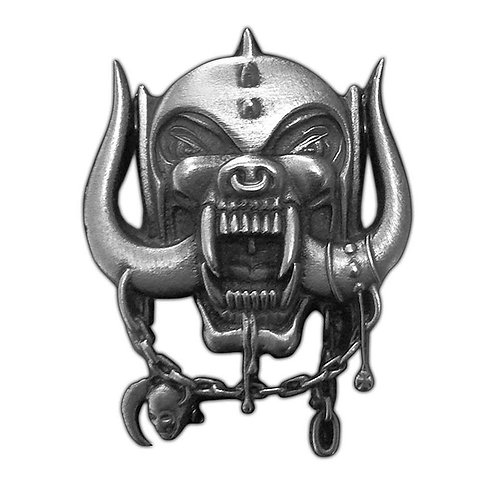 MOTORHEAD - Badge Metal