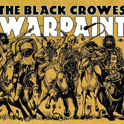 THE BLACK CROWES - WARPAINT - DIGI CD