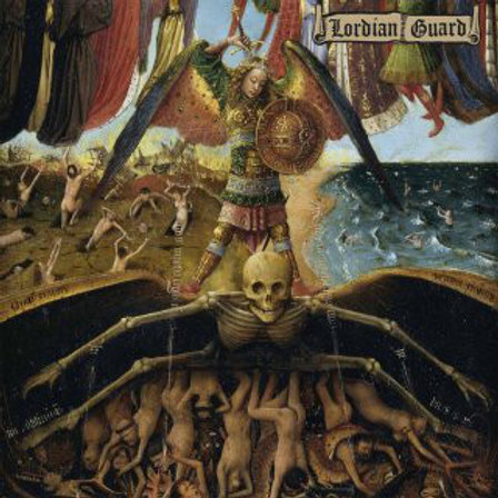 LORDIAN GUARD - SINNERS IN THE HANDS OF AN ANGRY GOD - DOUBLE CD