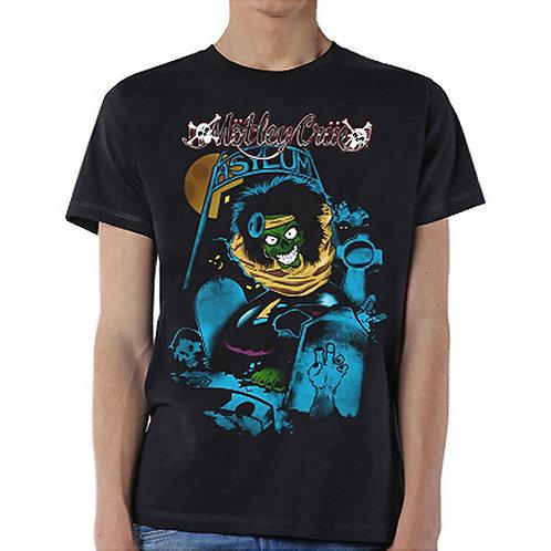 MOTLEY CRUE - Feelgood Graveyard - Official T shirt